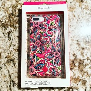 Vera Bradley Sunburst Floral iPhone Case 6,7,8Plus